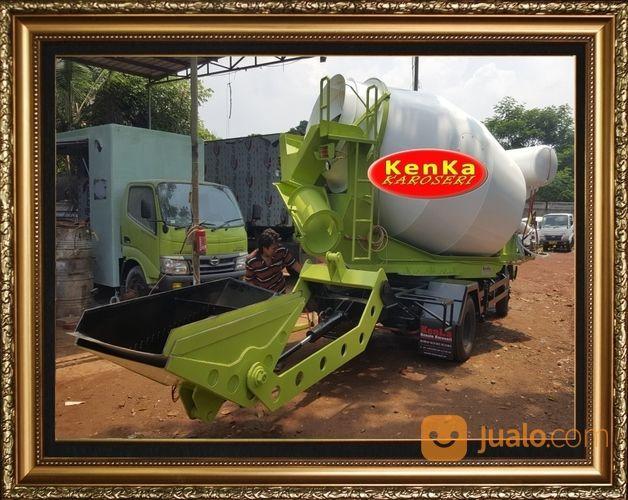 Karoseri Truck Dan Mobil Mixer Isuzu Jambi (15438617) di Kota Bekasi