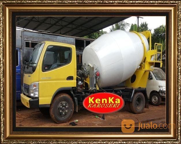 Karoseri Truck Dan Mobil Mixer Isuzu Banjarmasin (15438721) di Kota Bekasi