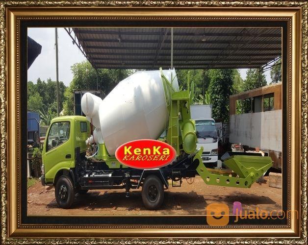 Karoseri Truck Dan Mobil Mixer Dyna Ternate (15443081) di Kota Bekasi