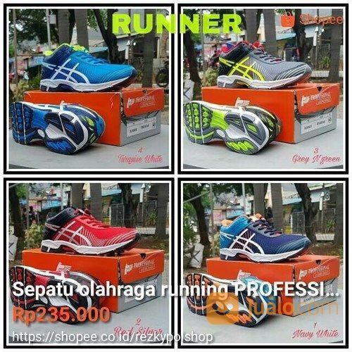 Sepatu Olahraga Running PROFESSIONAL Runner (15476393) di Kota Tangerang