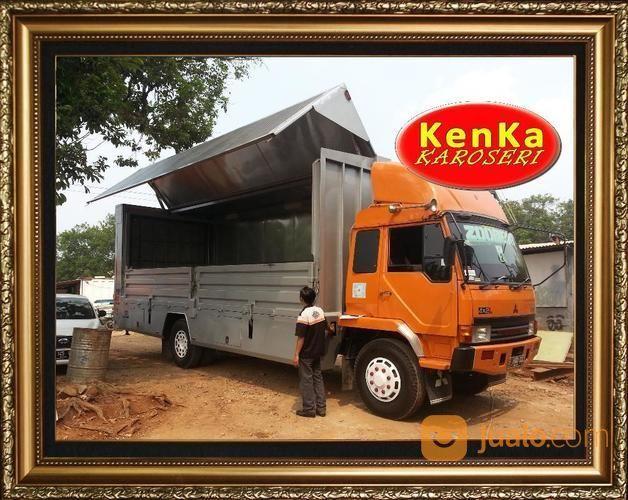 Karoseri Truck Dan Mobil Wingbox Mitsubishi Bogor (15498557) di Kota Bekasi
