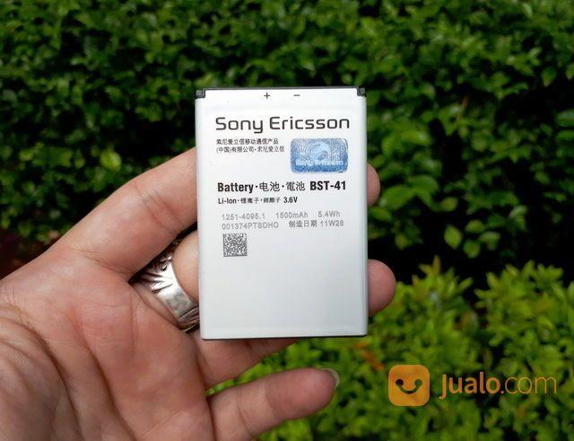 Baterai Sony Ericsson BST-41 Original 1500mAh Xperia Play Aspen X10 (15503233) di Kota Jakarta Pusat