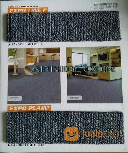 Karpet tile banyak pi kebutuhan rumah tangga interior dan dinding 15507085