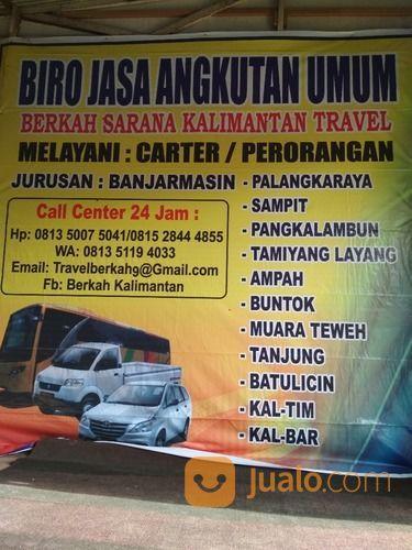 Travel Banjarmasin, Banjarbaru, Palangka, Sampit, Kalsel, Kalteng, Kaltim, Kalbar (15509665) di Kota Banjarbaru