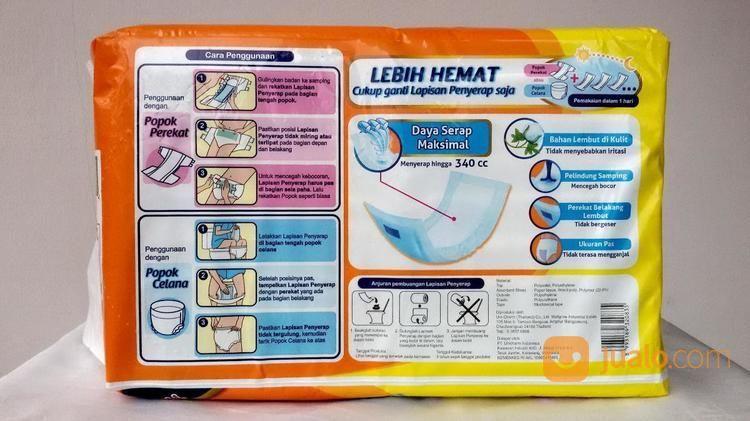 Lifree Diapers Dewasa Isi 18 MURAH (15541433) di Kota Surabaya