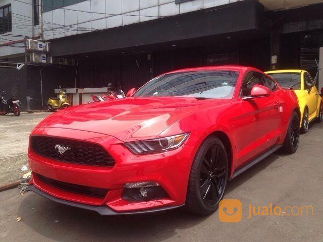 Mustang 2.300 CC Ecoboost Turbo Charge Merah Nik2017 (15584645) di Kota Jakarta Utara