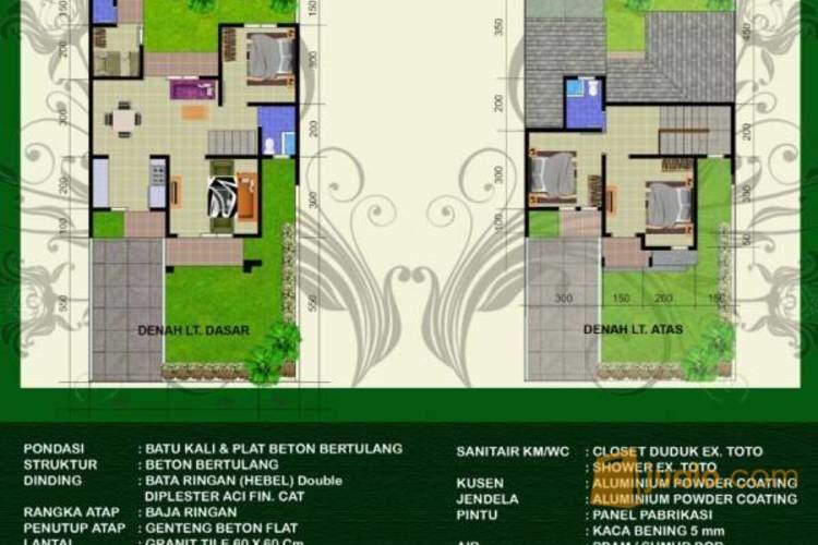 Pesona Intiland, Perumahan Cluster Baru di Cilebut MD490 (1558670) di Kota Bogor