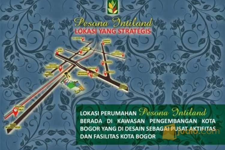 Pesona Intiland, Perumahan Cluster Baru di Cilebut MD490 (1558672) di Kota Bogor