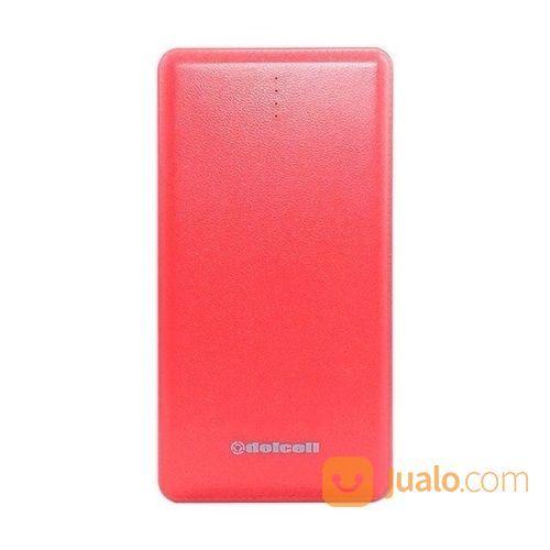 Delcell Note Powerbank 10500mAh Polymer Battery - 1 Tahun Garansi (15593881) di Kota Jakarta Selatan