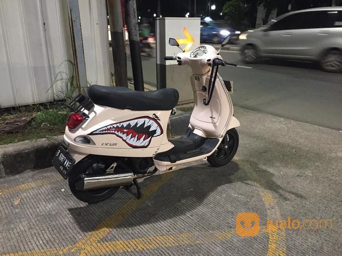 Piaggio Vespa LX 2011 2V Modified (15594721) di Kota Jakarta Selatan