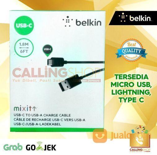 Belkin Cable Data Micro Usb / TypeC (15623001) di Kota Jakarta Timur
