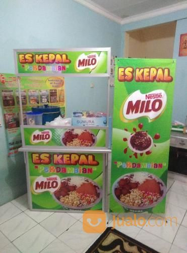 Peluang Usaha Es Kepal Milo Murah (15625153) di Kota Jakarta Selatan