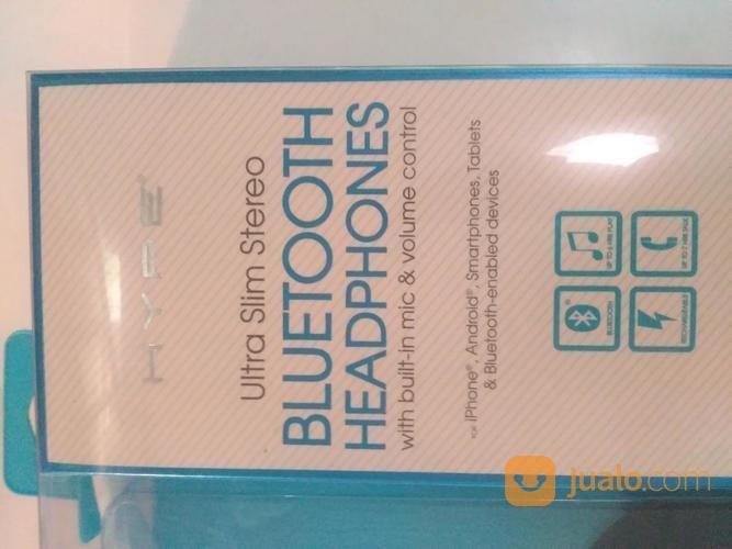 Headphone : Hype Ultra Slim Stereo Bluetooth (15625237) di Kota Jakarta Barat