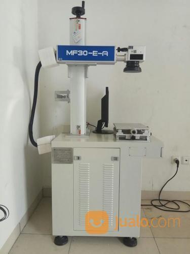 Mesin Fiber Marking MF 30 EA With Rotary - YUEMING Laser (15627525) di Kota Tangerang
