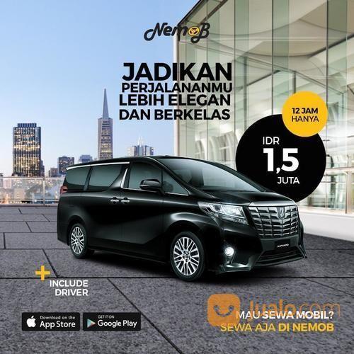 Rental Mobil Alphard Transformer Di Jakarta (Wedding/Non-Wedding), Murah Dan Elegan. (15632761) di Kota Jakarta Utara