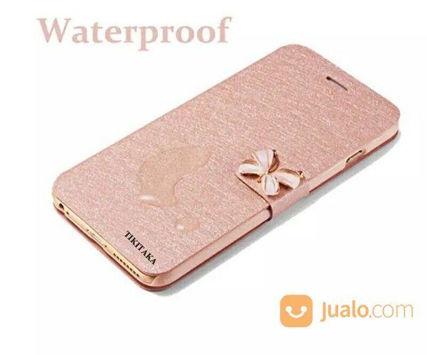 Premium Flip Case Butterfly For Iphone 6 / 6s (15640661) di Kota Jakarta Pusat