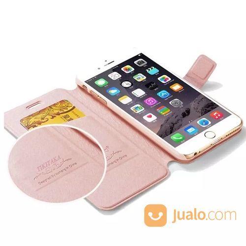 Premium Flip Case Butterfly For Iphone 6 / 6s (15640669) di Kota Jakarta Pusat
