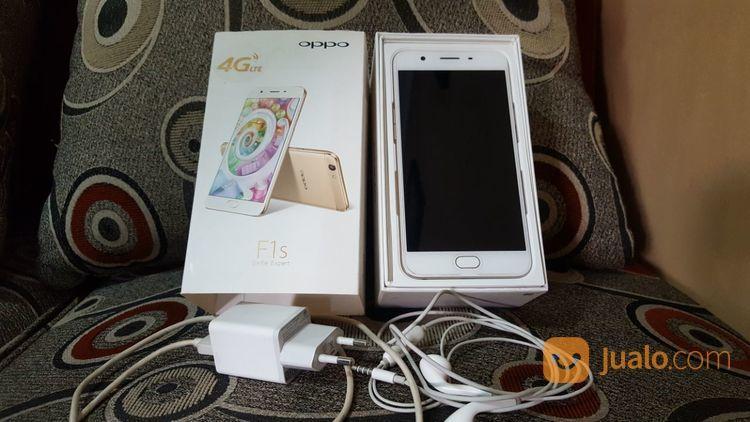 Oppo f1s 3 32 gold ex handphone oppo 15661365