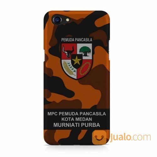 Pemuda Pancasila Comouflage Your Text Oppo F1s Custom Hard Case (15668437) di Kota Bekasi