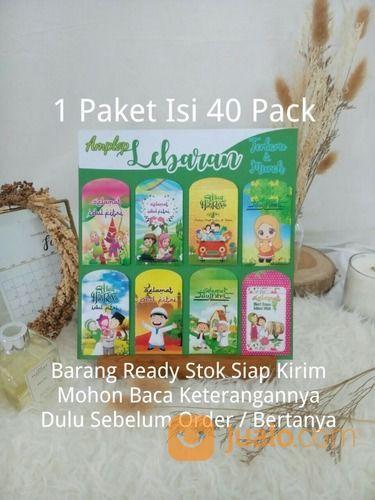 Grosir Isi 40pack Amplop Lebaran / Angpao Idul Fitri (15719209) di Kota Surabaya