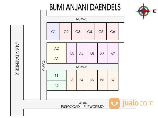 Bumi Anjani Dekat Daendles Wates,12x Cicil Tanpa Bunga (15744409) di Kab. Kulon Progo