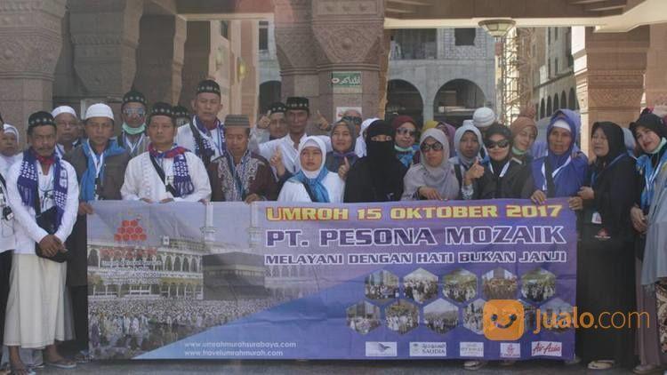 Umrah Murah Sesuai Sunnah (15772465) di Kota Surabaya