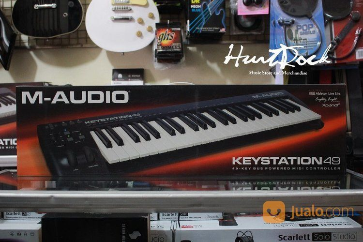 M-Audio Keystation 49 MkII Midi Controller (15805485) di Kota Bandung