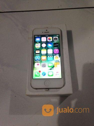 Iphone 5 16 gb second handphone apple 15811009