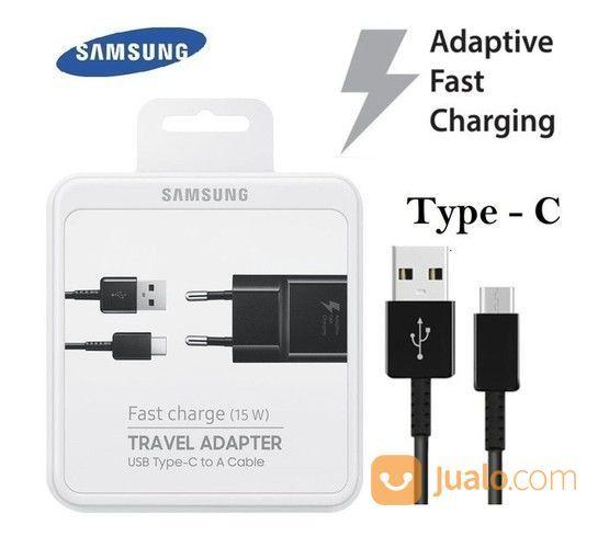 Charger Original Fast Charging Samsung S8 / Note 8 / S9 (15819689) di Kota Surabaya