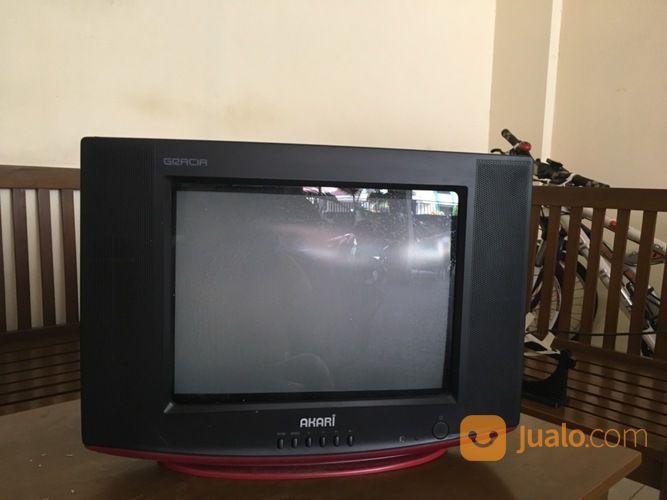 Tv Akari Mulus 14 Inch Malang Jualo