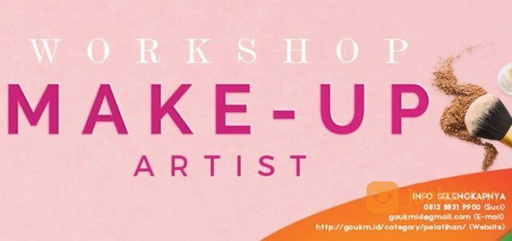 Workshop Make Up Artist Bersama Lourenzia Yolanda (15863421) di Kota Jakarta Pusat