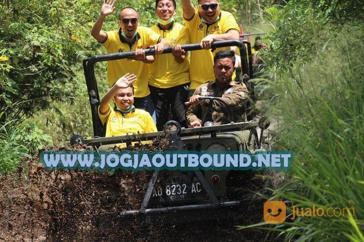 Lava Tour Di Jogja, Serunya Jeep Offroad Di Jogja (15880645) di Kab. Sleman