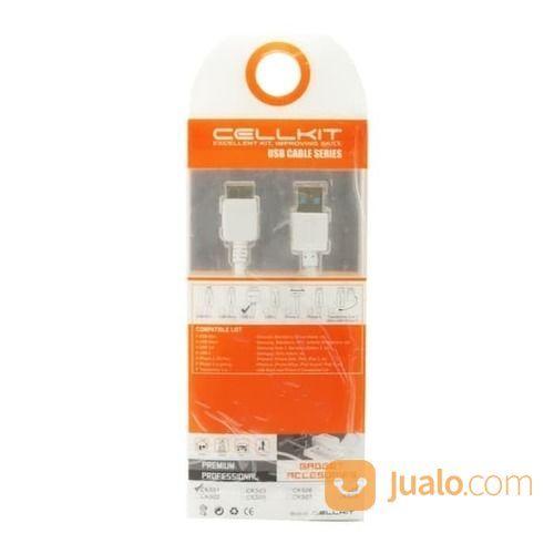 KABEL USB DT+CHG CELLKIT 501 (USB3.0/SAM NOTE3/S5, 150CM) (15896881) di Kota Surabaya