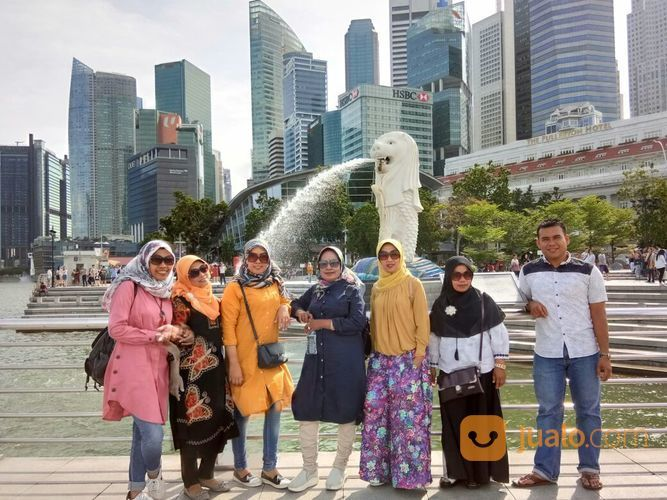 One Day Tour Singapura Lebaran Open Setiap Hari (15898237) di Kota Batam