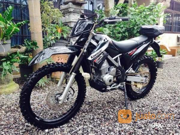 Kawasaki KLX Hitam Th 2014 Bisa Kreedit Tanpa DP (15903261) di Kota Yogyakarta