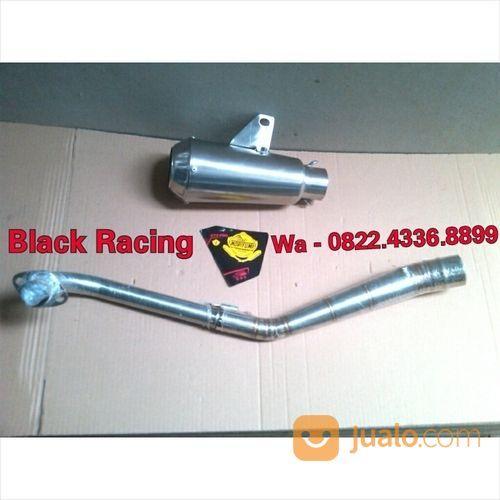 Knalpot Racing Supra 125 Gtx Full System