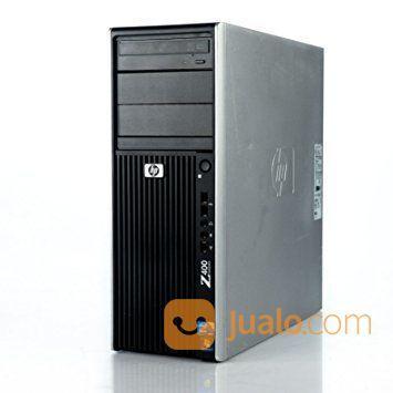 Server Tangguh HP Workstation Z400 Intel Xeon Quad Core Bergaransi (15912737) di Kota Bekasi
