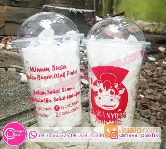 Sablon Cup Plastik 16 Oz (15931221) di Kota Malang