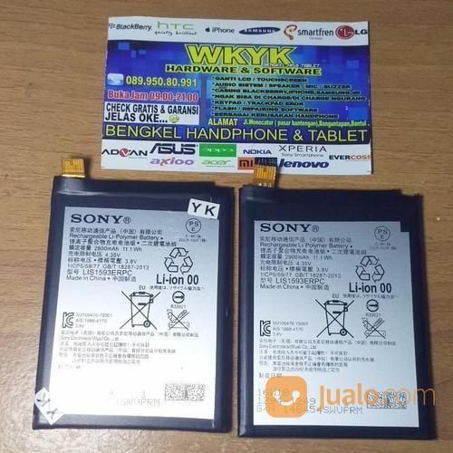 Battery Sony Xperia Z5 Original 100% (15942981) di Kab. Bantul