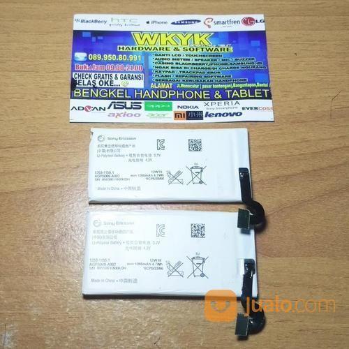 Battery Sony Xperia Sola/MT27 Terjamin Berkualitas 100% Original (15943421) di Kab. Bantul