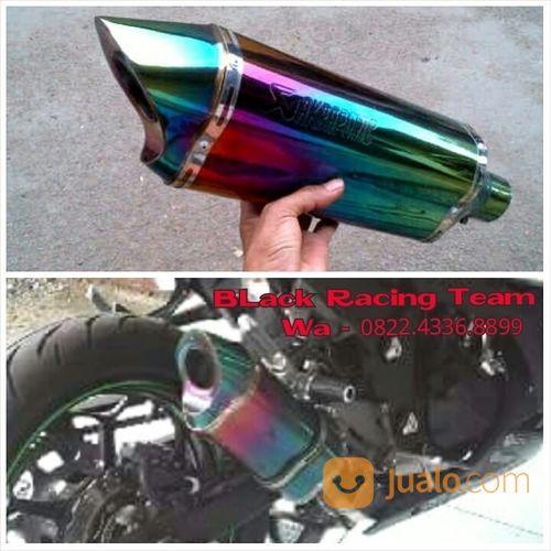 Knalpot Racing Cbr 150 - 250 Cc, R25, Ninja 250 Slip On (15952521) di Kota Batam