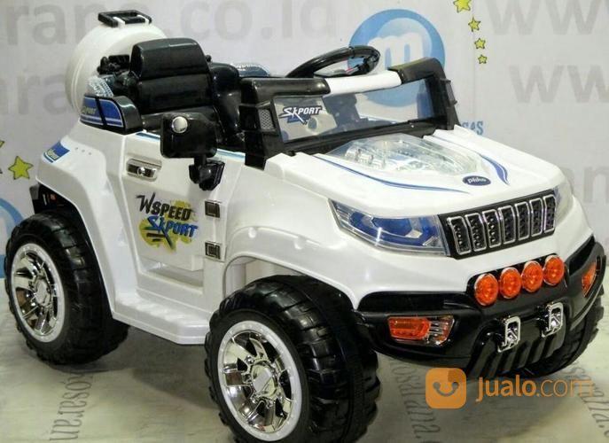 Mobil Mainan Anak Aki Cas Padang Jualo