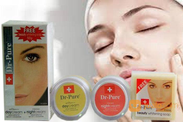 Cream Wajah Dr Pure Bpom (15993553) di Kota Bandung