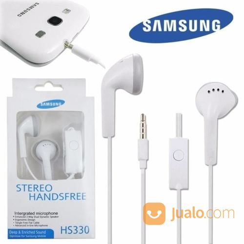 Headseet samsung non aksesoris handphone dan tablet lainnya 16006953