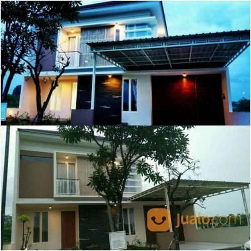 Rumah Waterfront WP 20 Citraland Bangunan Modern Harga NEGO Sampai DEAL (16035529) di Kota Surabaya