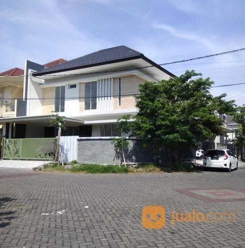 GALAXY BUMI PERMAI Rumah Mewah Terawat Row Jalan Lebar (16056321) di Kota Surabaya