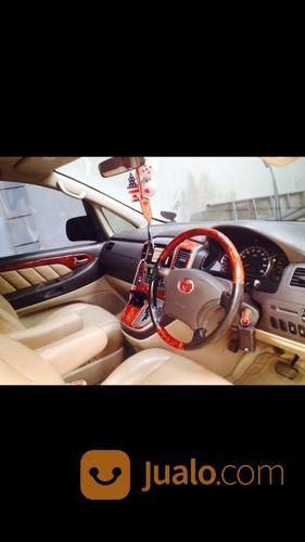 Toyota Alphard G 2.4 Hitam MULUS (16077113) di Kota Makassar