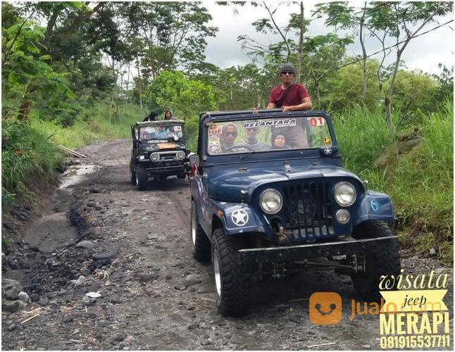 Paket Lava Tour Jeep Merapi Yogyakarta (16081781) di Kab. Bantul