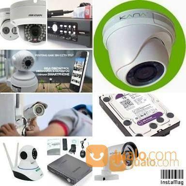 Jasa Pasang Dan Setting Cctv Online Bisa Monitor Di Hp, Laptop Tv (16094305) di Kota Depok
