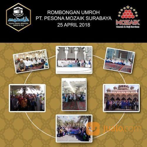 Promo Umroh Plus City Tour Malaysia Keberangkatan 25 September 2018 (16113825) di Kota Surabaya